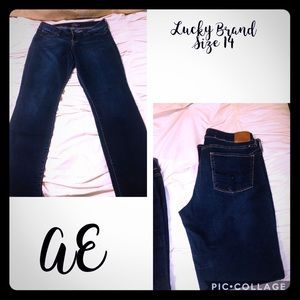 Lucky Brand Woman Jeans Size 14